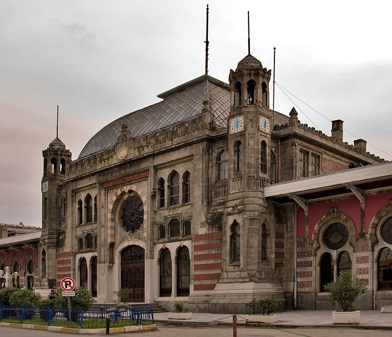 Estación de Tren Sirkeci
