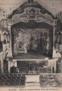 interior cine
