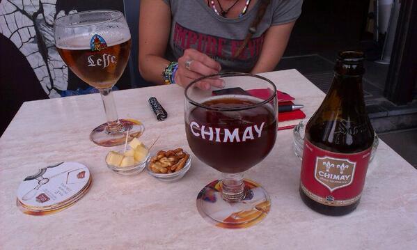 cerveza belgica
