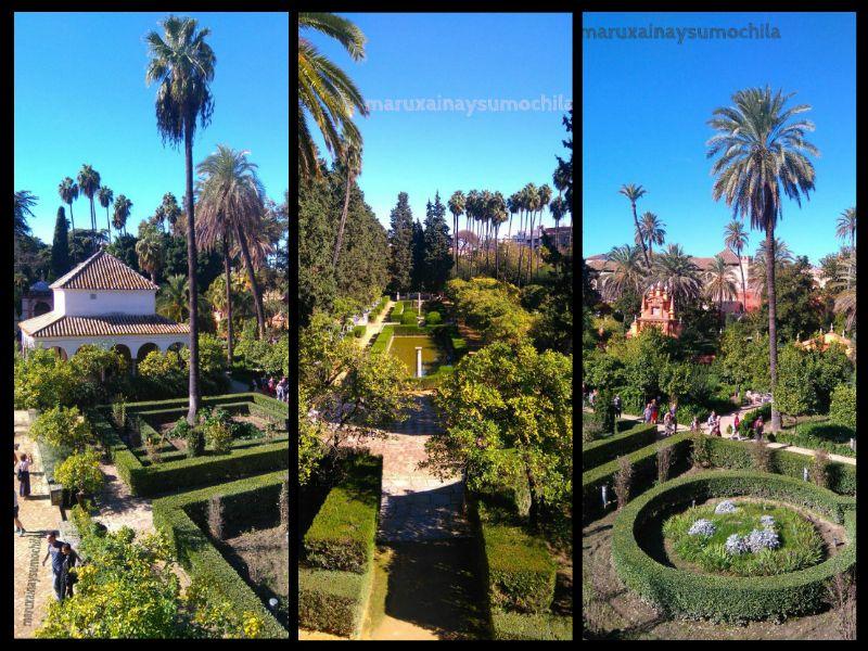 Jardines Alcazar