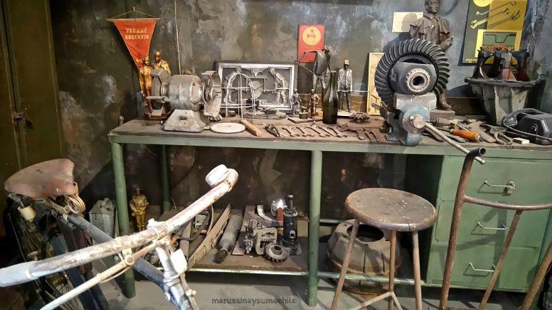 Museo Comunismo 7